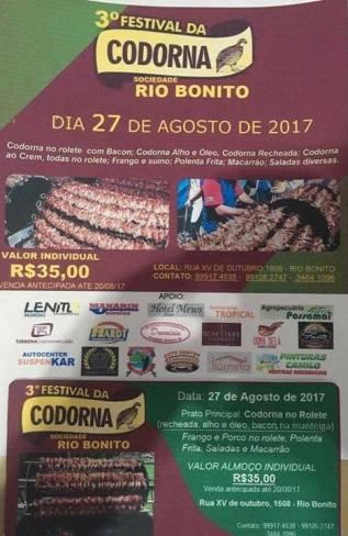 Festival da Codorna