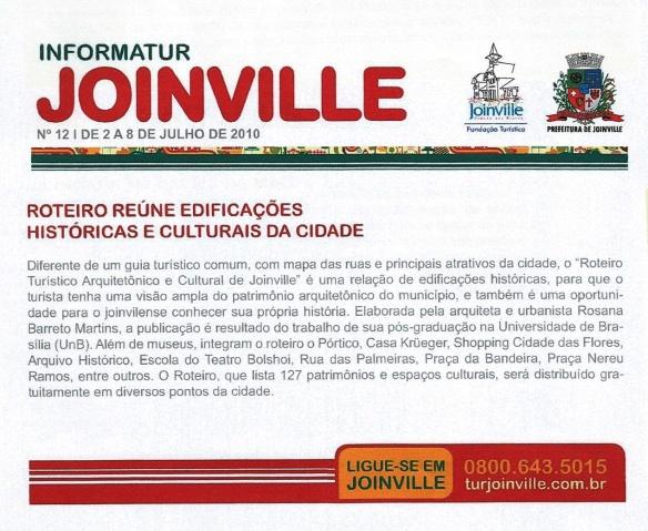 Parte 2 - Informatur Joinville