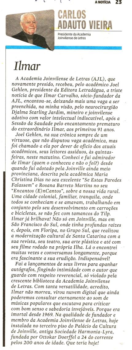 Depoimento Carlos Adauto Vieira - ANoticia 17 mar 2018