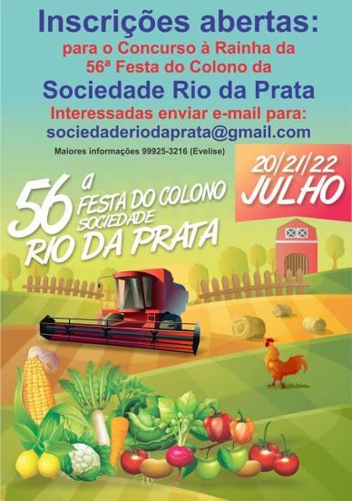 Festa Colono Rio da Prata