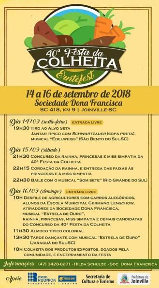 FESTA COLHEIRA DONA FRANCISCA