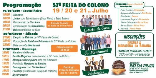 Festa Colono Rio da Prata 2
