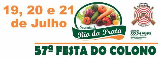 FESTA DO COLONO RIO DA PRATA
